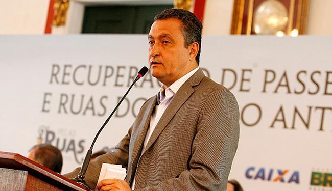 Rui diz que projeto não vai inviabilizar concursos - Foto: Marco Aurélio Martins l Ag. A TARDE