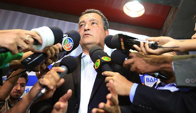 Governador disse que vê com preocupação o risco de perda de milhares de empregos no Polo - Foto: Joá Souza | Ag. A TARDE