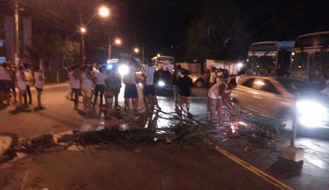Moradores pedem mais segurança no bairro - Foto: Marta Mascarenhas | Cidadão Repórter