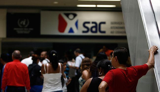 As outras 41 unidades da capital e interior terão o expediente suspenso e retornam na terça, 3 - Foto: Raul Spinassé   Ag. A TARDE