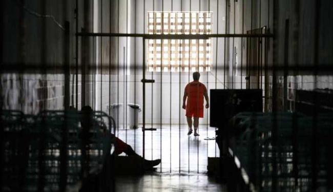 HCT abriga portadores de transtorno mental em conflito com a lei - Foto: Raul Spinassé | Ag. A TARDE
