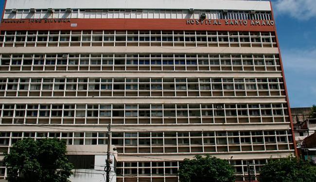 Os serviços não emergenciais continuarão funcionando no Santo Amaro - Foto: Reprodução | Google Maps