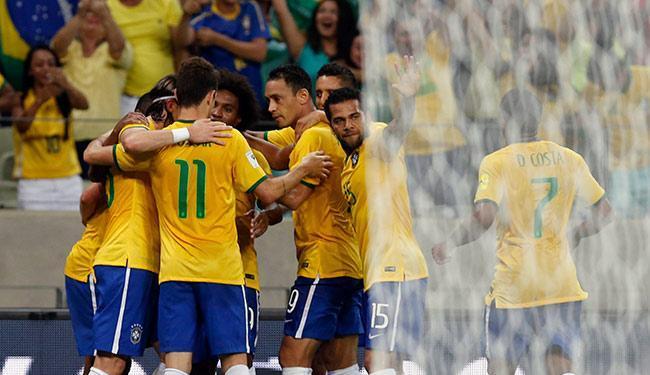 Após derrota na estreia, Brasil faz 3 a 1 e agora mira a Argentina - Foto: Agência Reuters