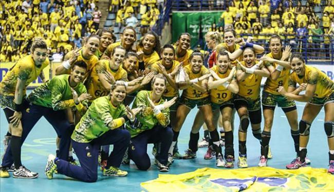 Torneio será o último compromisso da Seleção antes do Mundial - Foto: Divulgação l CBHb