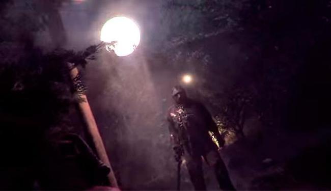 Jogador terá que sobreviver a Jason - Foto: Reprodução