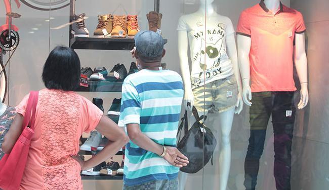 Praça de Alimentação da maioria dos shopping vai funcionar; lojas não abrirão - Foto: Lúcio Távora | Ag. A TARDE