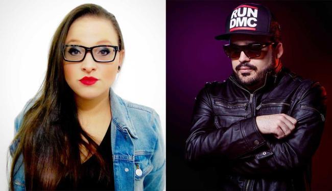 DJs Groove Delight e Luca Buzanelli animam a festa - Foto: Divulgação   Rafa Mattei