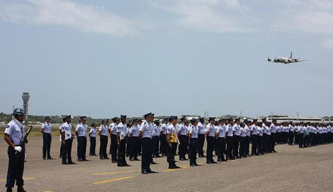 Evento contou com leitura da ordem do dia, além do desfile da tropa - Foto: Gustavo Sarmento l Divulgação