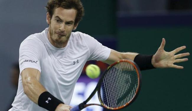 Murray conquistou nesta sexta a sua terceira vitória em três confrontos com Berdych - Foto: Aly Song   Agência Reuters