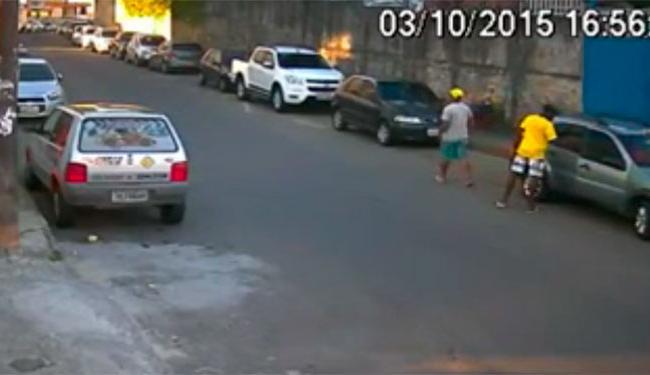 Os três foram reconhecidos por outras vítimas do bairro Saboeiro - Foto: Reprodução   Youtube