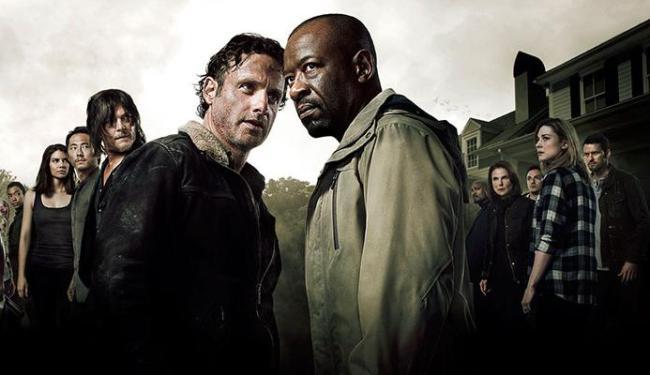 The Walking Dead vai chegar na mesma noite que nos Estados Unidos - Foto: Divulgação