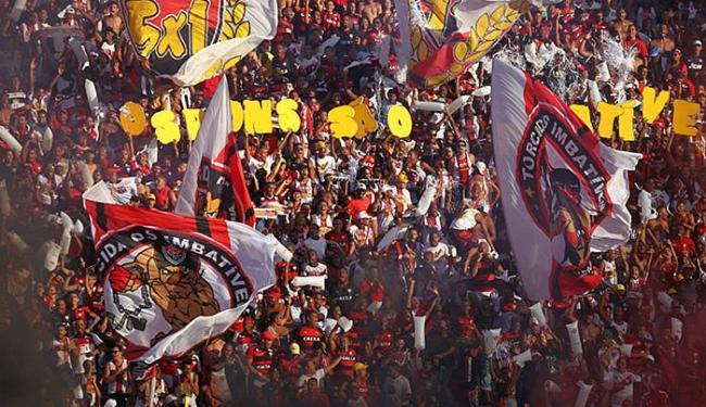 Arrecadação do Vitória é maior em seu estádio do que na Arena - Foto: Eduardo Martins   Ag. A TARDE