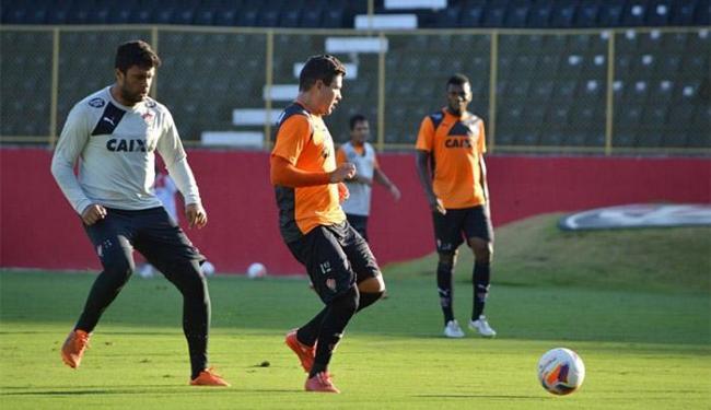 Leão iniciou preparação para duelo contra Náutico no próximo sábado, 31 - Foto: Divulgação l E.C. Vitória