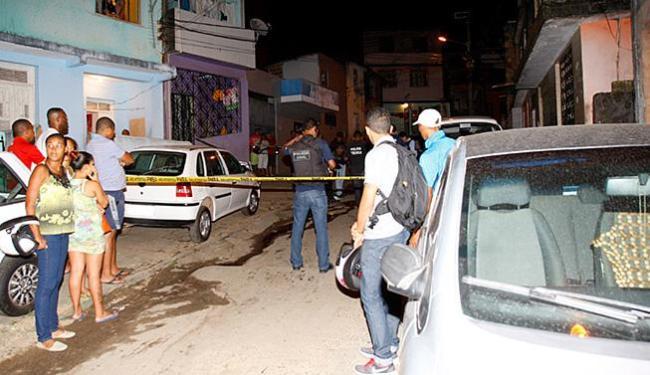 Em vez de achar moto do filho, que foi roubada, Valmiro é surpreendido a tiros no Sertanejo - Foto: Adilton Venegeroles | Ag. A TARDE
