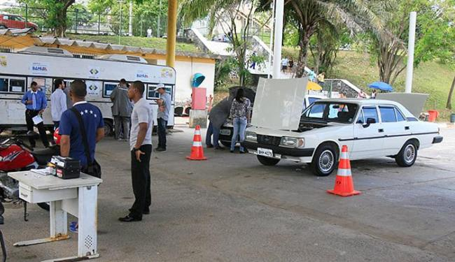 Serviço é mantido para os casos de transferência - Foto: Luciano da Matta l Ag. A TARDE