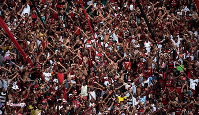 Festa rubro-negra na Fonte Nova - Foto: Raul Spinassé | Ag. A TARDE