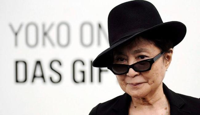 Yoko Ono será uma das mulheres influentes no novo calendário Pirelli - Foto: Arquivo