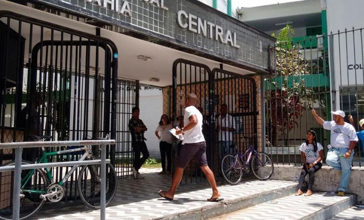 Na Bahia portões abrem às 11h - Foto: Luciano da Matta | Ag. A TARDE