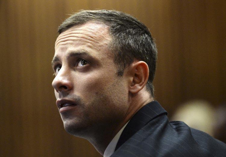 Pistorius, de 30 anos, matou a namorada com quatro tiros - Foto: Antoine de Ras | Agência Reuters