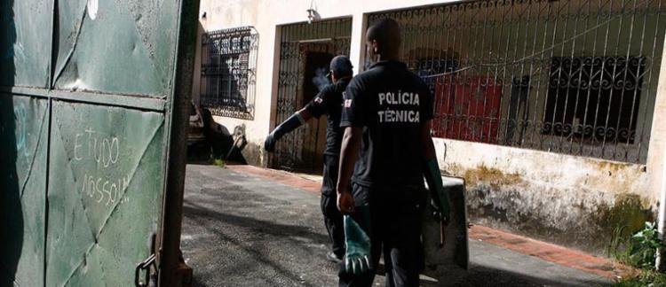 SSP registrou média de 5,5 homicídios nos últimos 10 dias - Foto: Marco Aurélio Martins | Arquivo | Ag. A TARDE