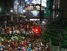 Caminhada do Samba leva alegria a multidão no Campo Grande - Foto: Fernando Vivas l Ag. A TARDE