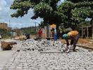 Rodovias que cortam a ilha são recuperadas - Foto: Carol Garcia l Govba