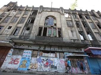 Em 2013, aspecto do antigo cinema já era degradante - Foto: Marco Aurélio Martins l Ag. A TARDE l 19.02.2013