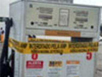 A ANP autuou um posto em Candeias, que também teve dois tanques interditados - Foto: Divulgação l ANP