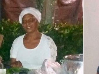 A baiana de acarajé Helenilva Lima da Silva, 57 anos - Foto: Reprodução