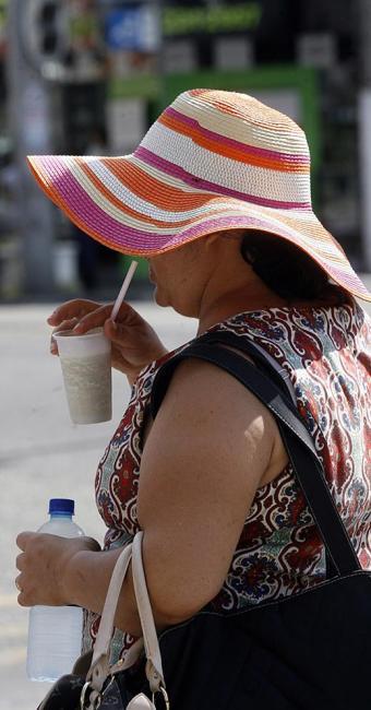 Temperatura pode chegar até a 39º C na quinta-feira, 26 - Foto: Luiz Tito | Ag. A TARDE