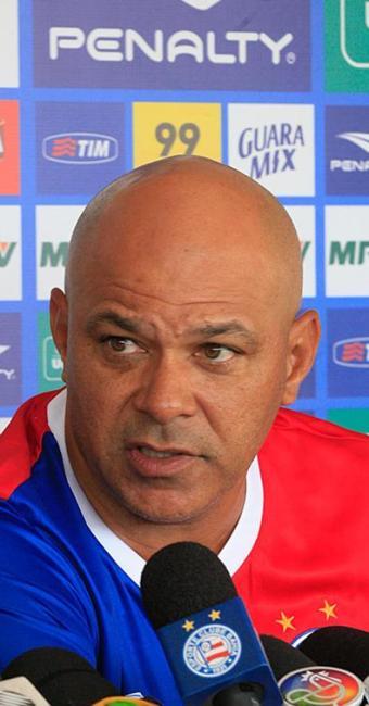 Técnico do Bahia não ficou satisfeito com a última atuação do time - Foto: Luciano da Mata   Ag. A TARDE