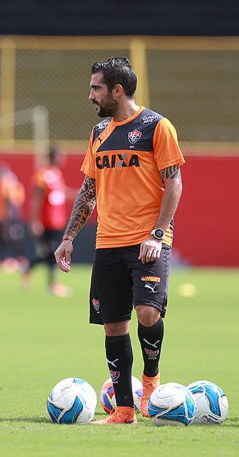 Maestro Escudero diz que quer ficar e garante que prioridade é do Vitória - Foto: Raul Spinassé | Ag. A TARDE