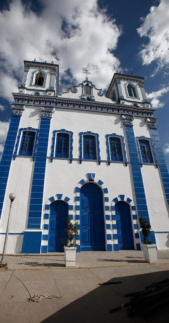 Fiéis reformaram a Igreja do Rosário - Foto: Adilton Venegeroles l Ag. A Tarde