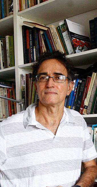 João José Reis é professor do Departamento de História da Ufba - Foto: Walter de Carvalho | Ag. A TARDE
