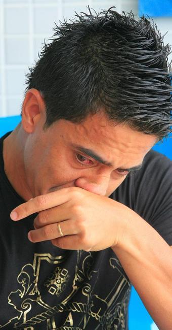 Volante acusa ex-gestor Alexandre Faria de pressionar Sérgio Soares para deixá-lo 'comer banco' - Foto: Luciano da Matta | Ag. A TARDE