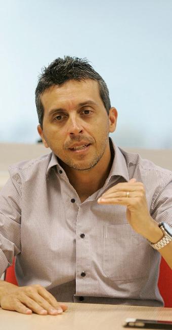 Ramiro Jr., empresário do Grupo Ramiro Campelo (Lojas Guaibim) - Foto: Luciano da Matta l Ag. A TARDE