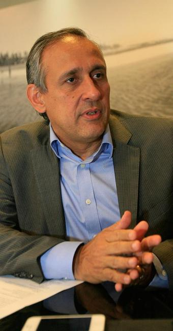 Ruy Rêgo, presidente da Iron House, empresa do Grupo Cornélio Brennand - Foto: Margarida Neide l Ag. A TARDE