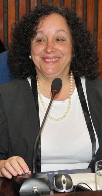 Maria do Socorro foi eleita com 33 votos - Foto: Nei Pinto   Divulgação