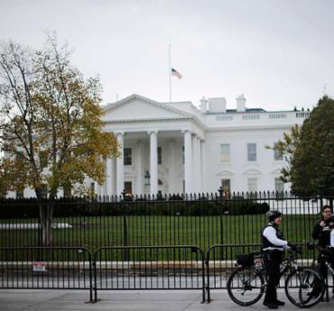 Trump e Obama se reunem na Casa Branca - Foto: Carlos Barria | Reuters | 17.11.2015