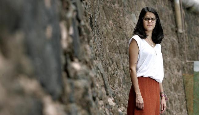 Fotógrafa Mariana David sofreu abuso sexual aos 7 anos - Foto: Raul Spinassé | Ag. A TARDE