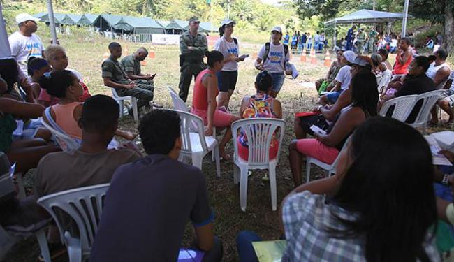 Evento promovido pela Marinha inclui palestras - Foto: Fotos Joá Souza l Ag. A TARDE