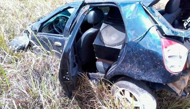 O motorista foi preso por estar dirigindo sem carteira de habilitação - Foto: Divulgação | Policia Rodoviária Federal