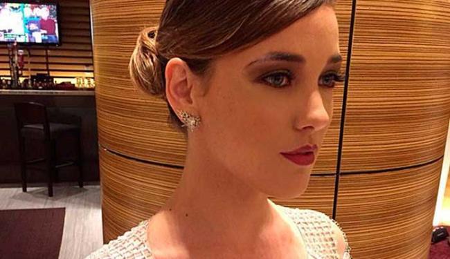 Atriz apostou em um vestido da estilista Fabiana Milazzo - Foto: Reprodução   Instagram