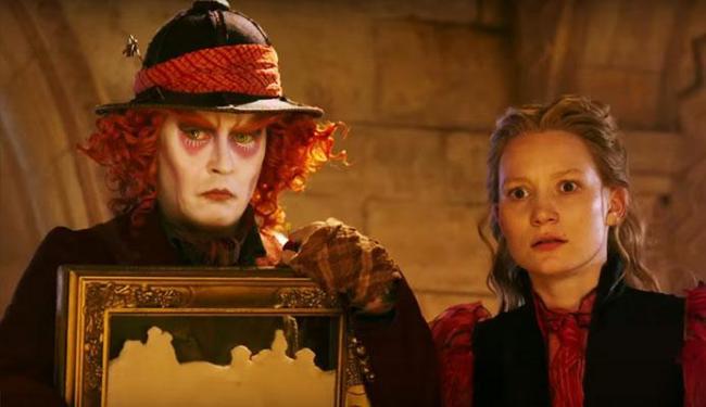 Johny Depp volta ao papel de Chapeleiro Maluco - Foto: Reprodução