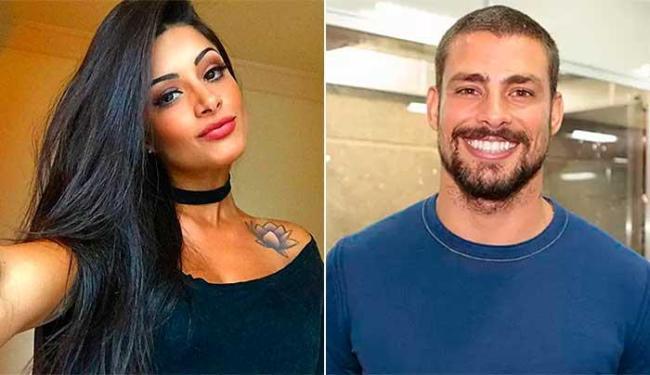 Rumores afirmam que Aline e Cauã estão juntos desde o mês de outubro - Foto: Reprodução | Instagram / TV Globo | Divulgação
