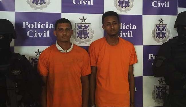 Apresentação aconteceu na sede da DHPP - Foto: Ascom | Polícia Civil