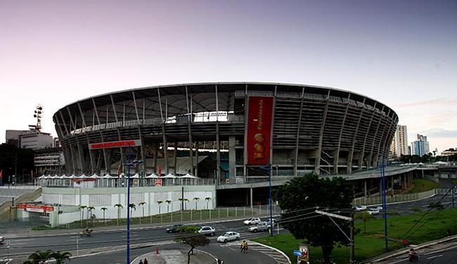 Brasil e Peru vão se enfrentar no dia 17 de novembro, na Arena Fonte Nova - Foto: Fernando Vivas   Ag. A TARDE