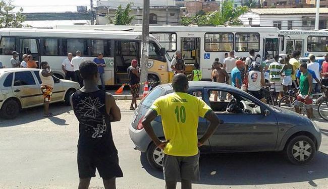 Atropelo aconteceu por volta das 7h da manhã deste sábado - Foto: Itapuã City
