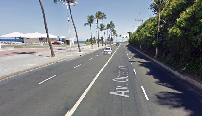 O trânsito voltará à normalidade às 18h desta quarta, segundo a Transalvador - Foto: Reprodução | Google Street Vieew