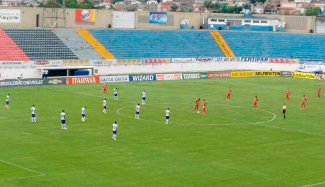 Bahia não foi páreo para o já rebaixado Boa Esporte - Foto: Reprodução